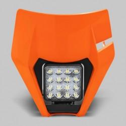 PLAQUE PHARE KTM EXC 2017-2020 LED ACERBIS