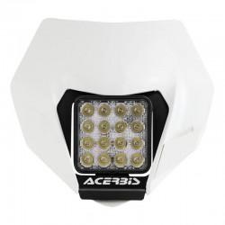 PLAQUE PHARE KTM EXC 2013-2016 LED ACERBIS