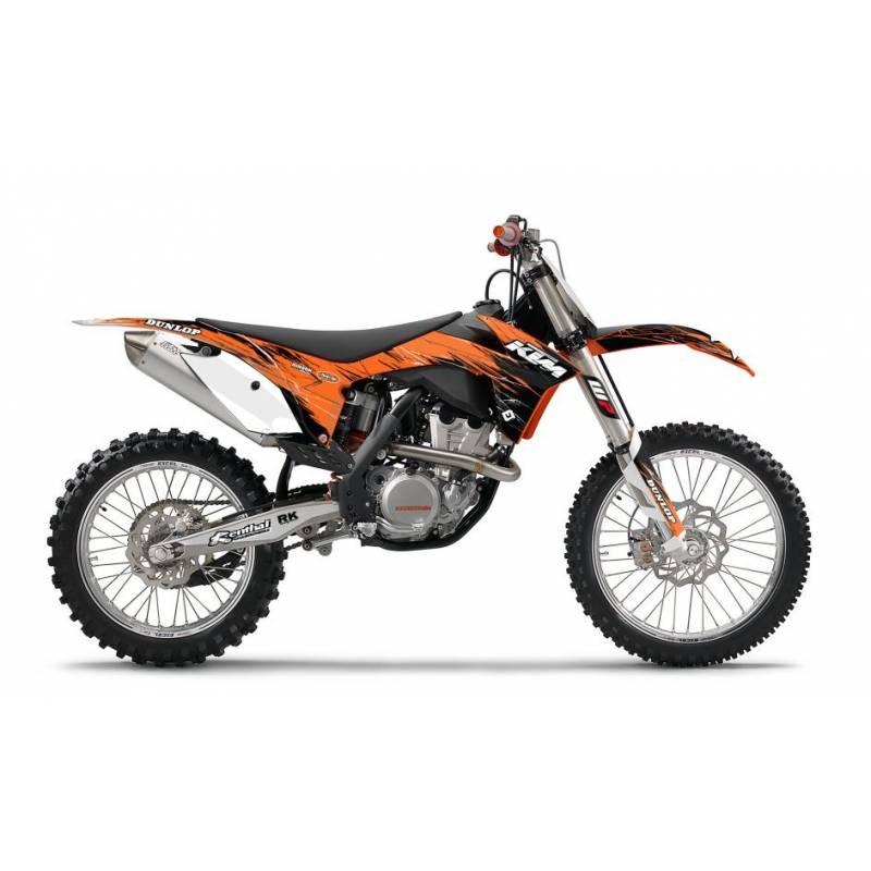 kit deco pour motocross 125 ktm 2011 autos post. Black Bedroom Furniture Sets. Home Design Ideas