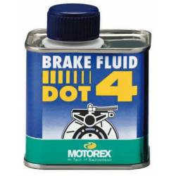 BRAKE FLUID  DOT 4 250 ML