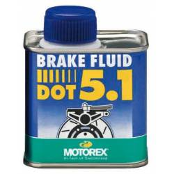BRAKE FLUID DOT 5.1 250 ML