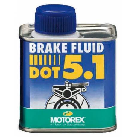 BRAKE FLUID DOT 5.1